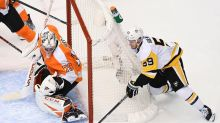 Philadelphia Flyers knock off Pittsburgh Penguins in NHL exhibition opener