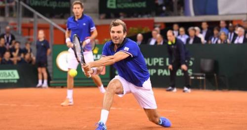 Coupe Davis - Julien Benneteau : «Il y a un an, je perdais au premier tour d'un Challenger»