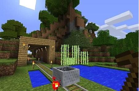 Minecraft Title Update 8 is all about fixes, nixes Ender Dragon till TU9