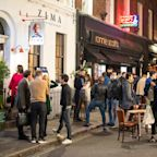 Pubs, restaurants and cafés 'contributed to a fifth of COVID-19 infections'