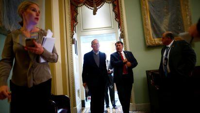 Senators reach deal on short-term Obamacare fix