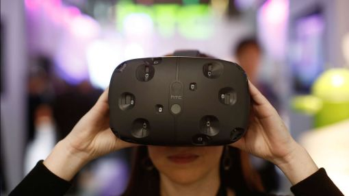 HTC Risks Repeat of Smartphone Stumble With Virtual-Reality Push