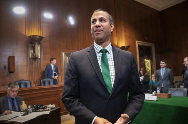 FCC chairman admits Russia meddled in net neutrality debate
