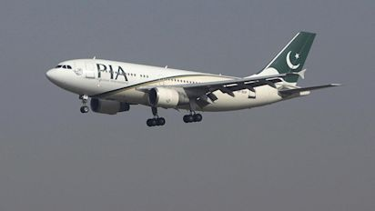 Flight from Pakistan had seven passengers stood in aisle, report claims