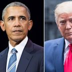 Obama Slams Trump's Pandemic Response: 'He Can't Even Take Basic Steps to Protect Himself' from COVID-19