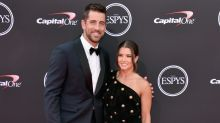 Danica Patrick Makes Red Carpet Debut With Aaron Rodgers Before Hosting 2018 ESPYs