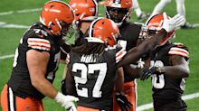 Browns hold off Bengals for first win of season