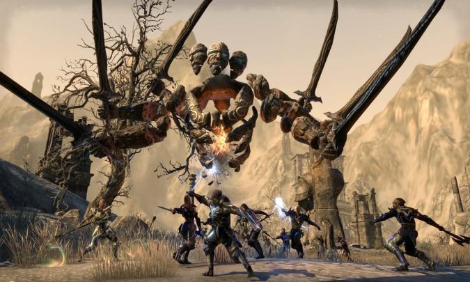 The Elder Scrolls Online expounds on Craglorn's 12-man trials