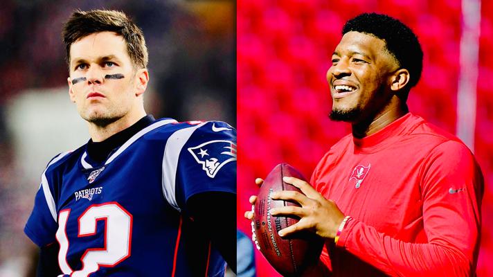 The Rush: Tom Brady sees everything on IG, Jameis Winston gets eye surgery