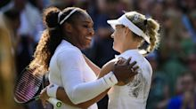 Serena Williams' 'Played for the Moms' Speech at Wimbledon Had Royals Near Tears