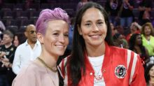 Sue Bird's Birthday Message To Girlfriend Megan Rapinoe Is A Showstopper