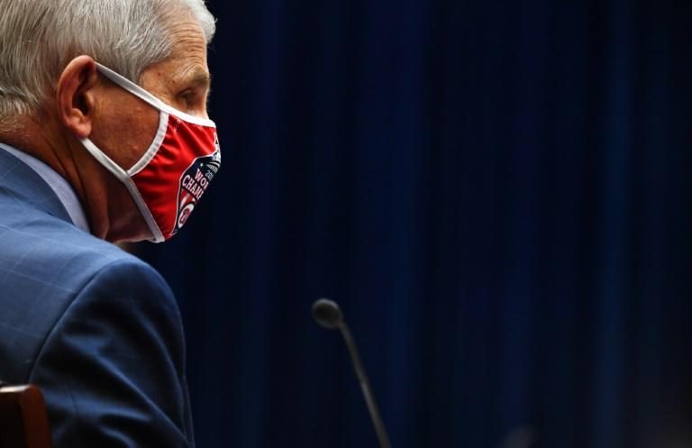 US infectious disease expert Anthony Fauci said it was unlikely his country would use any vaccine developed in either China or Russia