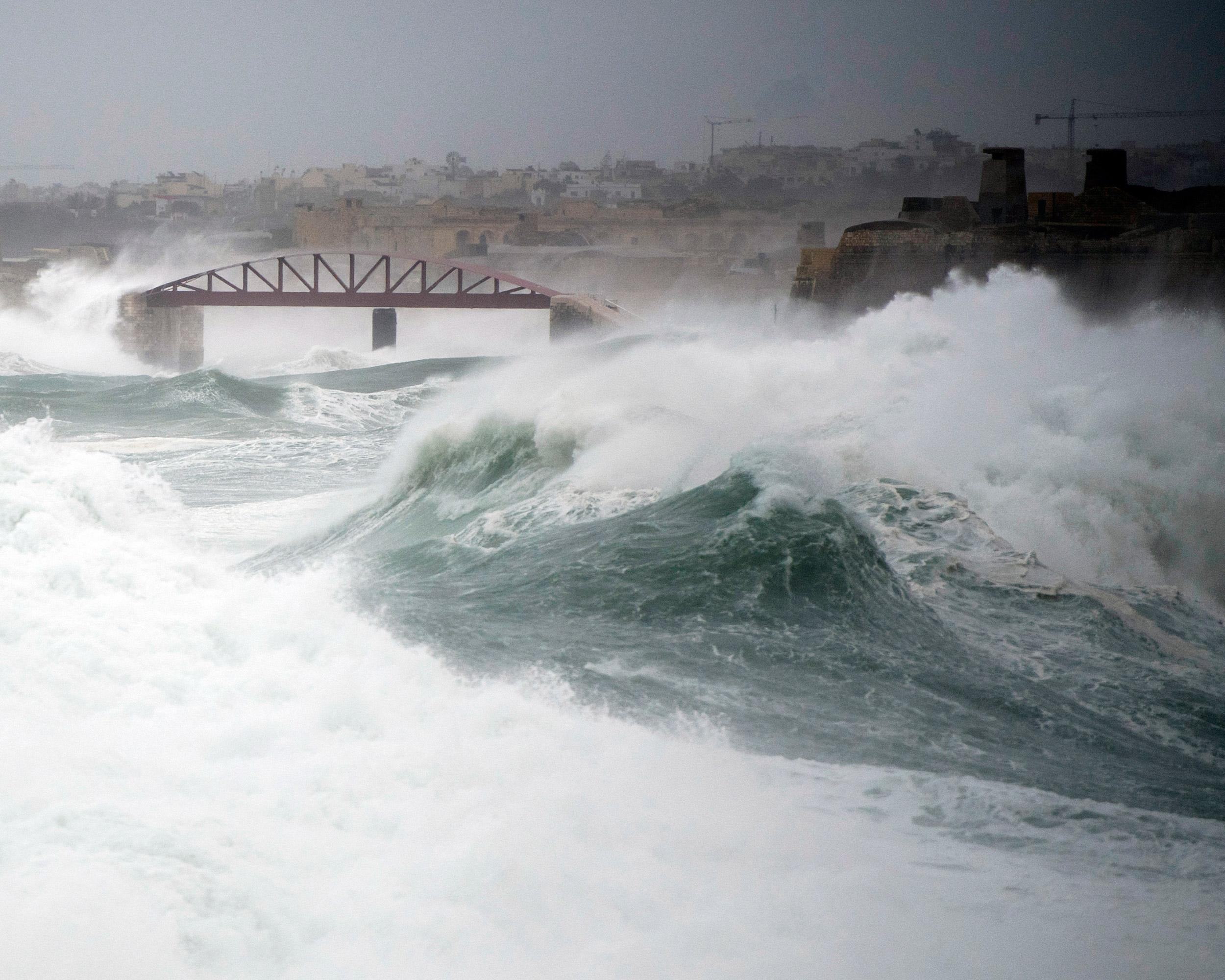 Malta Sturm