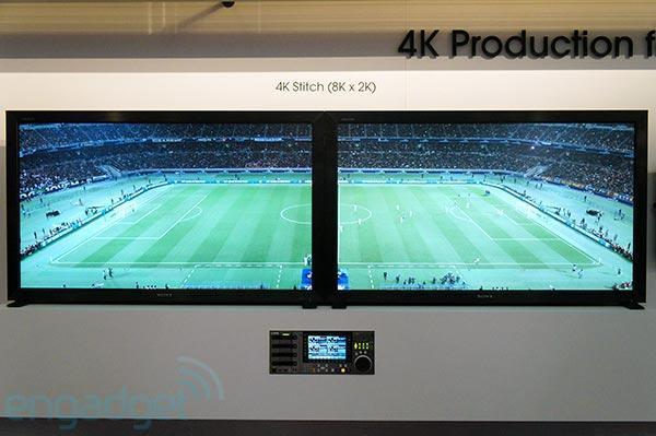 Sony Stitch merges footage from two 4K F65 cameras to create zoomable panoramic with HD output (video)