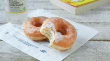 Greggs creates first 'diet' doughnut - by adding a hole to the centre