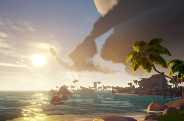 Microsoft is giving away 'Sea of Thieves' with Xbox purchases