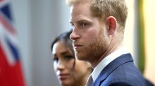 Meghan and Harry 'speed up plans to leave Britain'