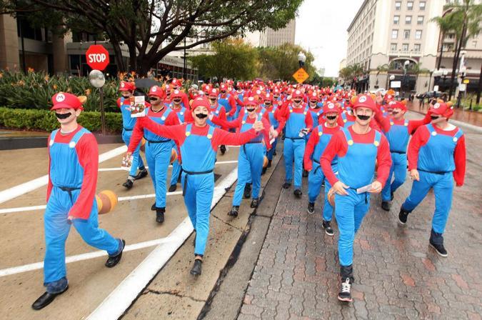 30 years of Super Mario in pop culture
