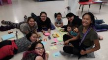 Youth spread kindness like confetti in Cambridge Bay