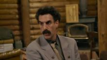 'Borat' Sequel Hit With Lawsuit Over Holocaust Survivor's Appearance in the Film