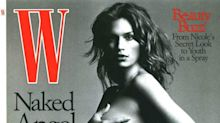 Cindy Crawford on Being Pregnant and Nude on the Cover of W [Video]