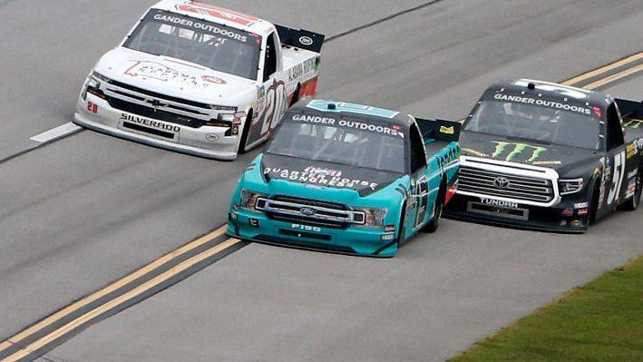 Bump and Run: Should NASCAR ditch the yellow line rule?