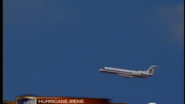 Flight cancellations expected