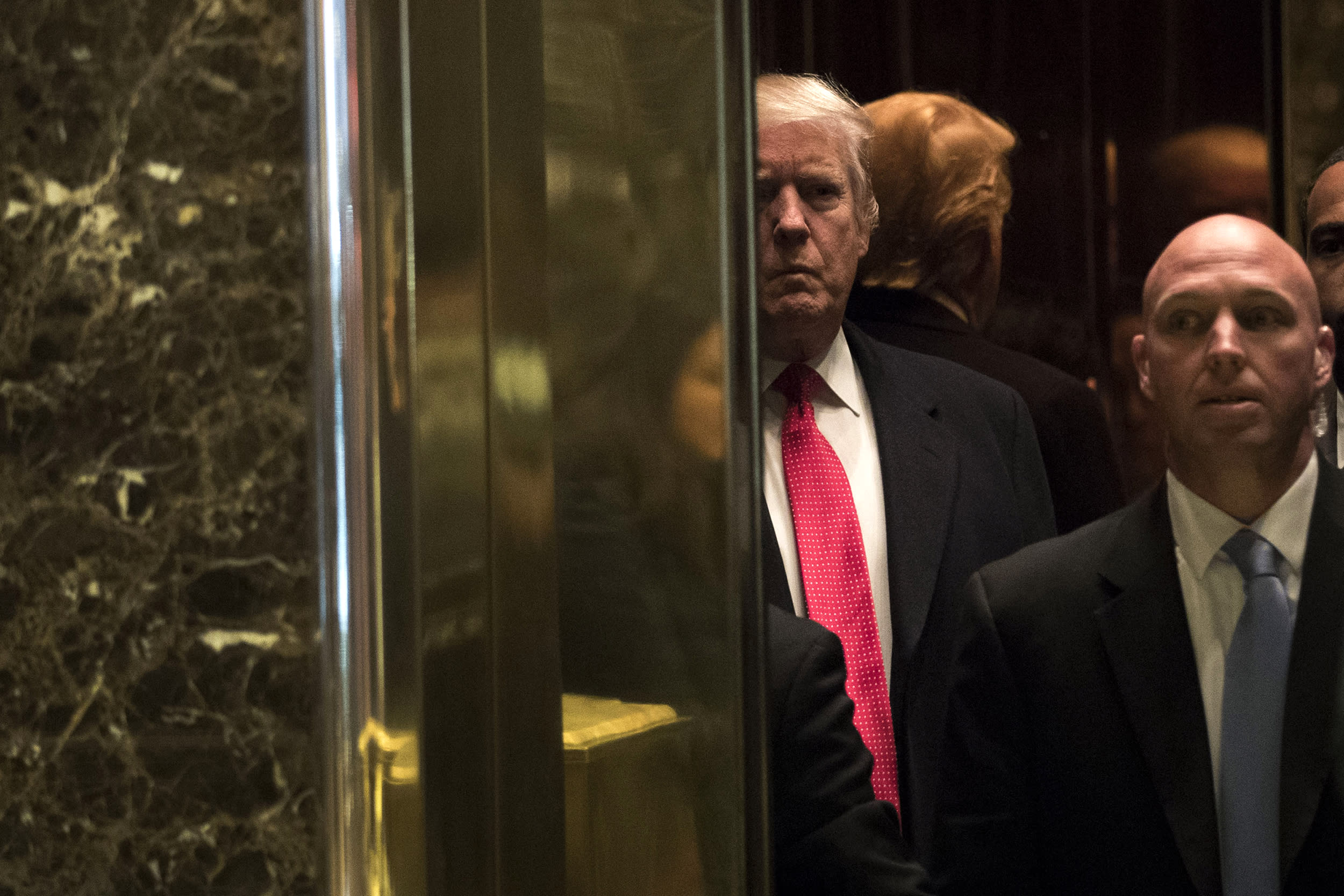 Trump transition agrees to shut down, State Dept. official fined