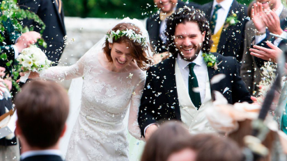 Inside Game of Thrones stars' wedding