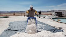 Lithium producers join forces to feed electric car boom