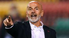 Pioli targets top four as Milan prepare for Serie A opener