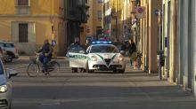 First Italian dies of coronavirus as outbreak flares in north
