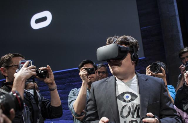 Judge dismisses lawsuit accusing Oculus of using confidential info