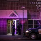 The Latest: Victims, suspect lived at Salvation Army complex