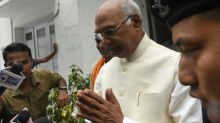 India gets new president from bottom of Hindu caste system