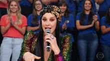 Claudia Raia homenageia comunidade LGBT com look na 'Dança dos Famosos'