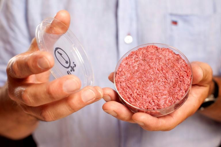 Artificial meat is now made in space, coming to a supermarket near you