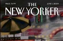 Can you believe it? New Yorker cover done on iPhone app.