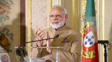India's Modi Meets Apple, Amazon, Wal-Mart, JPMorgan CEOs Ahead Of Trump