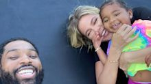 Khloé Kardashian Says She and Tristan Thompson Are 'In a Really Good Space' Co-Parenting True
