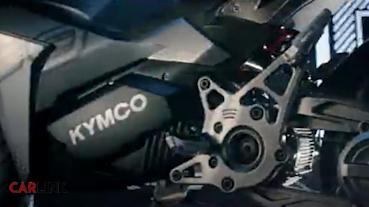 不是通勤代步的iOne-X!KYMCO性能白牌電動機車F9即將亮相