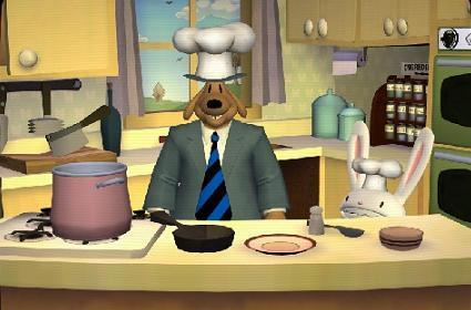 New Sam & Max screens require no puzzle-solving to view