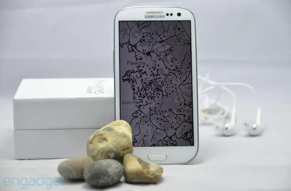Samsung's 'human centric' Galaxy S III launches around the globe, says what delays?