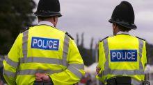 Police investigating far-right activity arrest three men on suspicion of terror offences