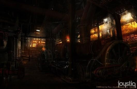 Amnesia: A Machine for Pigs sn-out in September