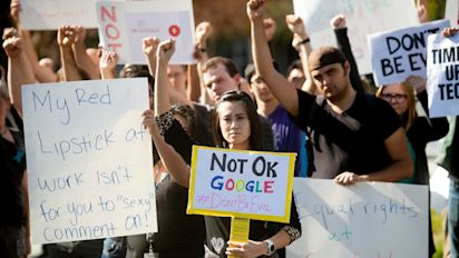 Google ditches mandatory arbitration