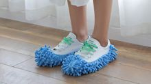 Why you need a pair of mop slippers in your life