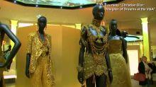 Dior's 'love affair' with Britain en vogue in London