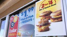 McDonald's compensa debilidad en EEUU con fortaleza a nivel global