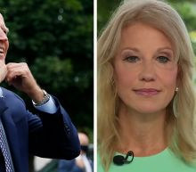 Kellyanne Conway: Biden is plagiarizing Trump's 'America First' plan